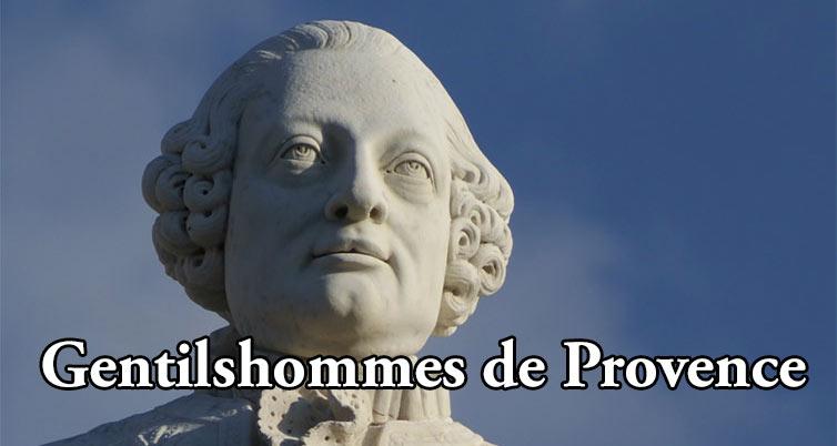 Gentilshommes de Provence