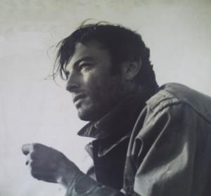 Lucien Vassal, alias José Aguirre, dans Adieu Jésus, de Paul Carpita. DR.